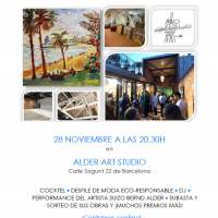 the place to be in Barcelona : Gala Actica 28 novembre - Du 28 novembre 2019 20:30 au 29 novembre 2019 01:00