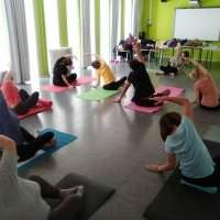 Yoga on - line - Du 20 avril 18:27 au 5 juillet 19:27