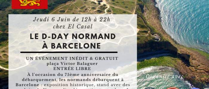 Le D-Day normand à Barcelone